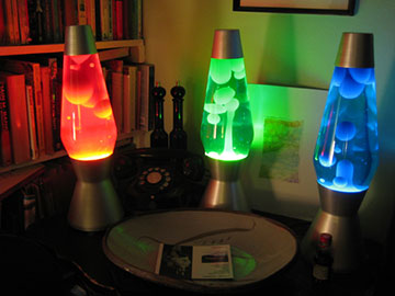 How To Restore A Cloudy Lava Lamp